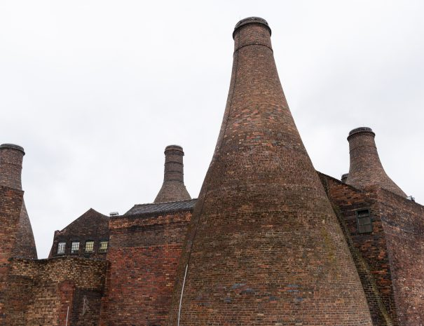 Burleigh Pottery in Middleport Picture